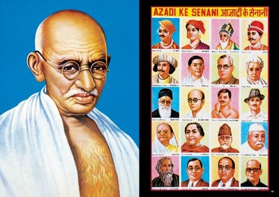 5 famous freedom fighters of india in hindi